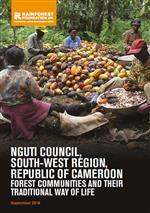 Nguti Council South West Region Republic of Cameroon